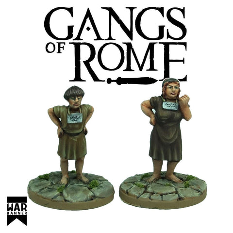 Gangs of Rome - Slaves