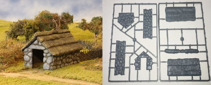 stone/thatched outbuilding - www.mightylancergames.co.uk