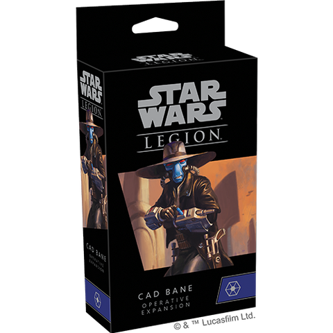 Cad Bane Operative Expansion (Separatist Alliance) - Star Wars Legion