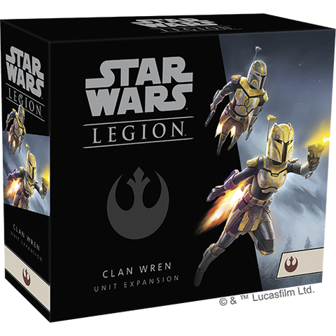 Clan Wren Unit Expansion (Star Wars: Legion)