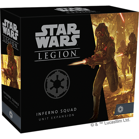 Inferno Squad Unit Expansion (Star Wars: Legion)