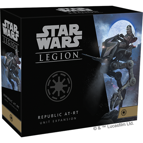 Republic AT-RT Unit Expansion (Star Wars: Legion)