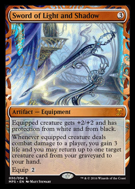 Sword of Light and Shadow (Kaladesh Inventions) MightryLancerGames