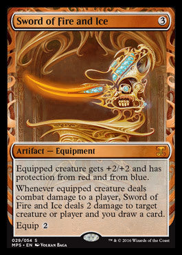 Sword of Fire and Ice (Kaladesh Inventions)