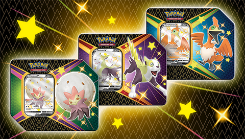 Shining Fates V Tin - Pokemon TCG