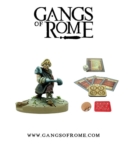 Gangs of Rome - Fighter Tertiusdecimus