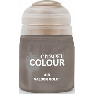 Citadel Air  - Valdor Gold (24ml) :www.mightylancergames.co.uk