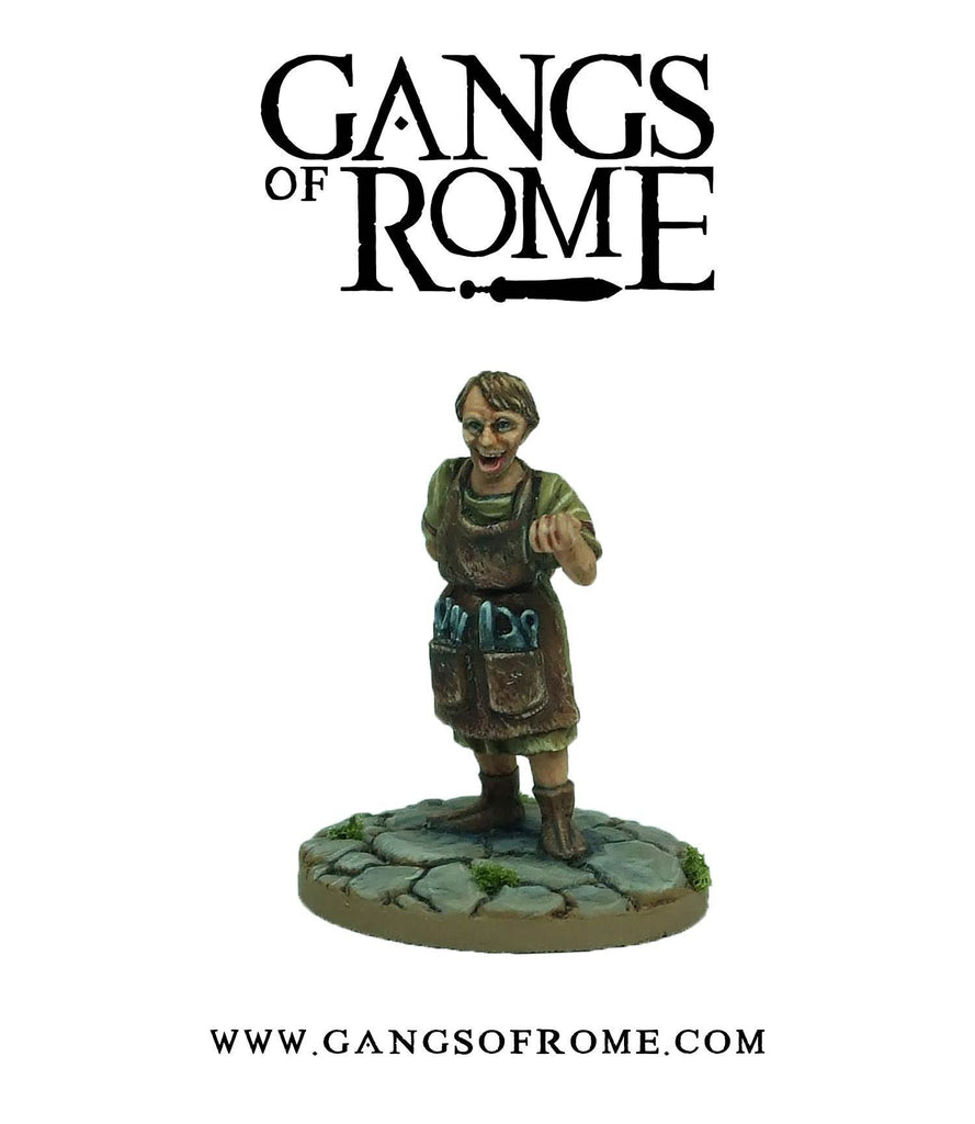 Gangs of Rome - Thessalus the Back Street Healer