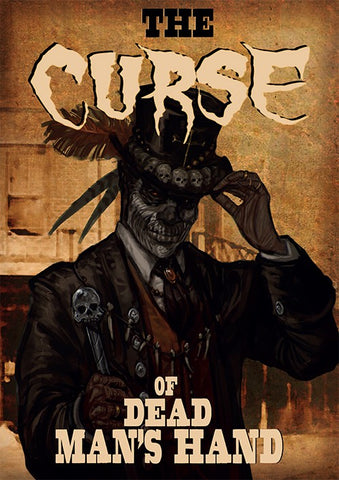 Dead Man's Hand: The Curse of Dead Man's Hand source book (includes CoDMH card deck)