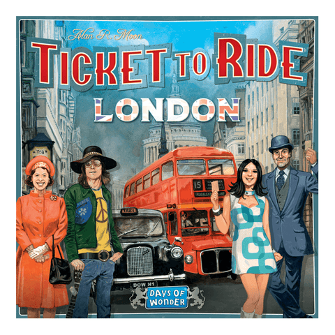 Ticket to Ride London: www.mightylancergames.co.uk
