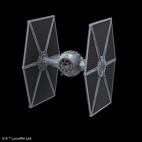 Tie Fighter (1/72)  -  Scale Plastic Model Kit