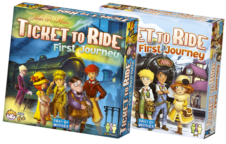 Ticket to Ride First Journey: www.mightylancergames.co.uk