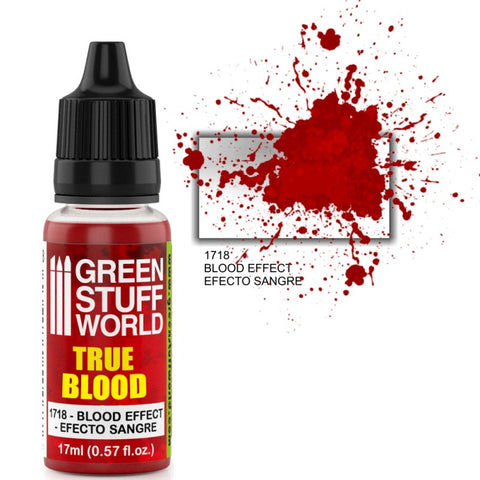 True Blood - paint- GSW