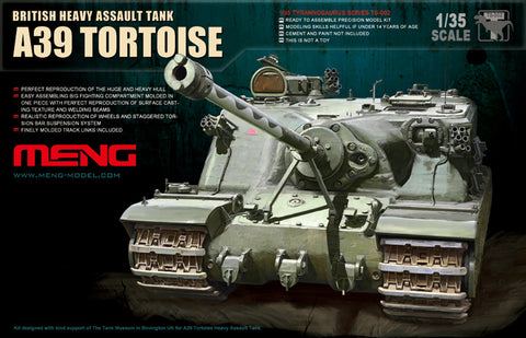 A39 tortoise - www.mightlancegames.co.uk