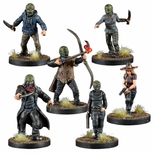 Call to Arms - The Whisperers Faction Set (The Walking Dead)