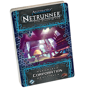 Android: Netrunner - Hardwired Corporation Draft Pack