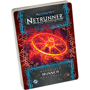 Android: Netrunner - Hardwired Runner Draft Pack