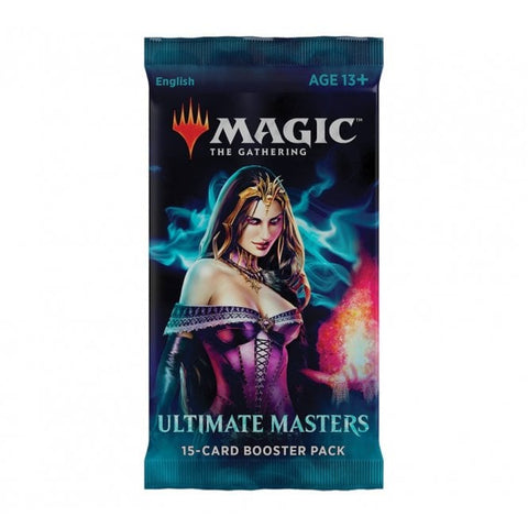 Magic The Gathering: Ultimate MASTERS x1 Booster Pack MightyLancerGames