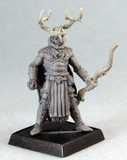 Pathfinder Miniatures - 60073 - The Stag Lord by Bobby Jackson: www.mightylancergames.co.uk