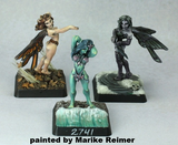 reaper miniature uk stockist tabletop miniatures Fairies & Nymph
