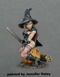 witch-  reaper miniature uk stockist tabletop miniatures