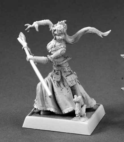 60149: Winter Witch by Patrick Keith: www.mightylancergames.co.uk