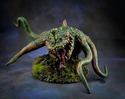 77581: Mudgullet by Enos Kline- UK Reaper Miniatures supplier stockist