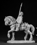 Horse and Rider Miniature