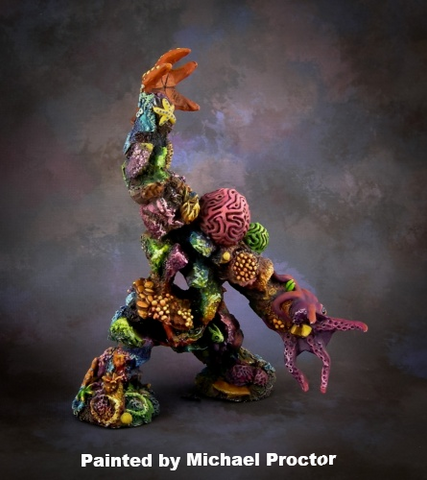 77628: Coral Golem by Jason Wiebe