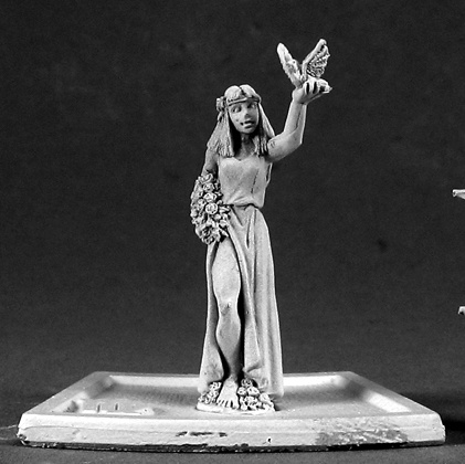 reaper miniatures Children of the Zodiac: Virgo