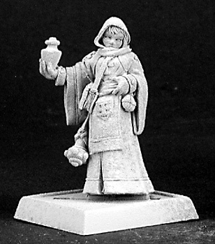 reaper miniatures Olivia, Mercenaries Cleric 14328