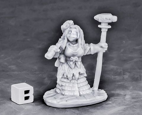 reaper miniature uk stockist priestess