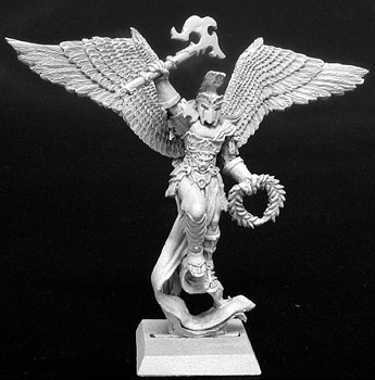 reaper miniatures Guardian Angel, Crusaders Solo