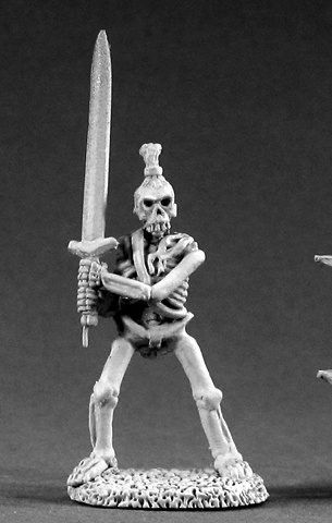02129: Skeleton/2 Handed by Ed Pugh