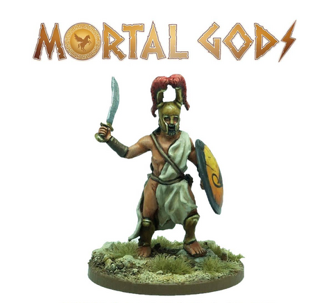 Mortal Gods - Medium Lochagos 1 (metal)