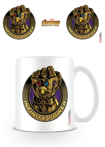 Avengers: Infinity War (Infinite Power) Mug