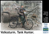 Volkssturm. Tank Hunter. Germany, 1944-1945  - Masterbox 1:35: www.mightylancergames.co.uk