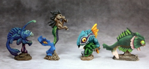 03612: Aquatic Familiars 3 (4)
