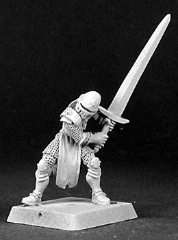 14352: Unforgiven, Crusader Grunt by Bobby Jackson: www.mightylancergames.co.uk