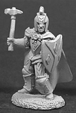 Reaper Miniatures Tolzar Righteous Arm 02023: