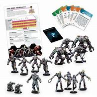New Eden Revenants - Cyborg Dreadball Team (Dreadball 2nd Edition)
