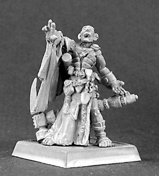 reaper miniatures Ranthe, Overlords Cleric 14284: