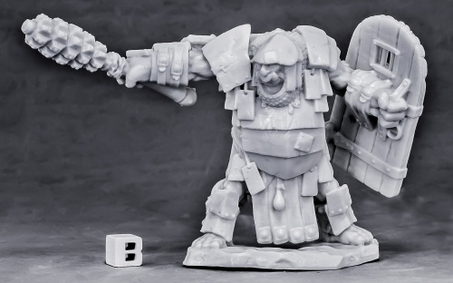 Reaper miniatures orge