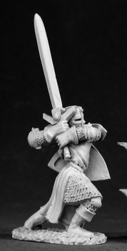 Reaper DHL 02339 - Templar Knight: www.mightylancergames.co.uk