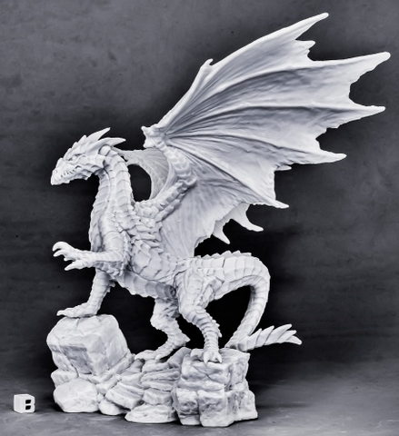 reaper miniature uk stockist Dragon