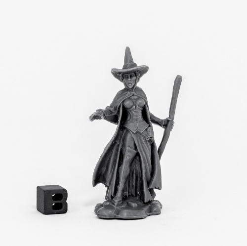 80060: Wild West Wizard Of Oz Wicked Witch by Bob Ridolfi