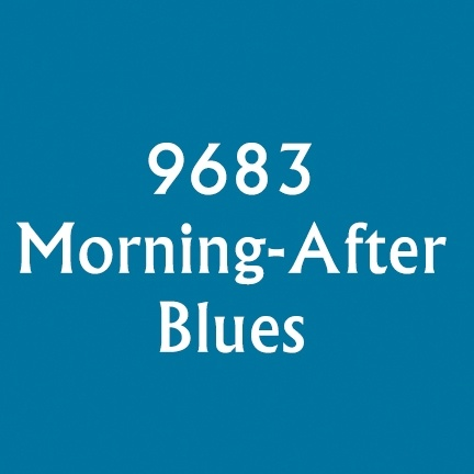 09683: MSP Bones Ultra-Colors: Morning After Blues
