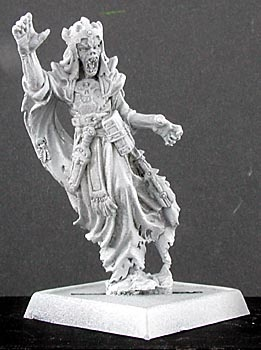 reaper miniatures Moandain, Necropolis Warlord 14144: