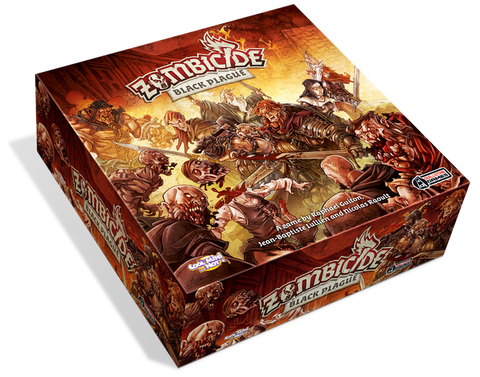 Zombicide - Black Plague :www.mightylancergames.co.uk