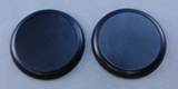 45mm Round Plastic Display bases